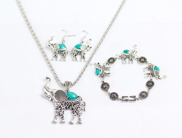 Tibetan Elephant Collection
